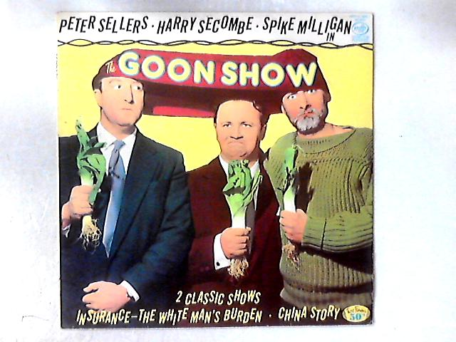 The Goon Show LP by The Goons