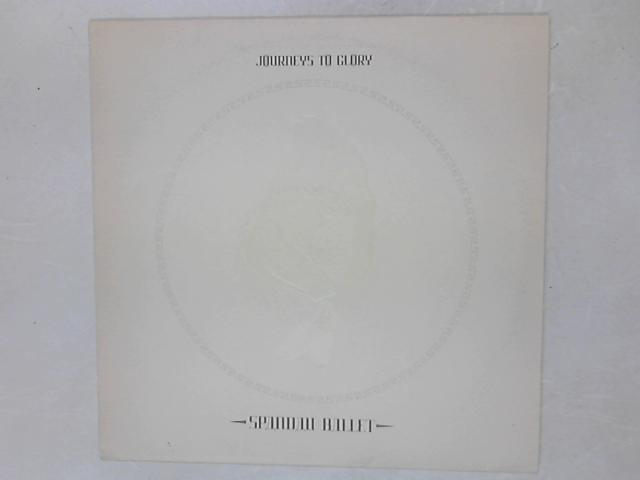 Journeys To Glory LP By Spandau Ballet