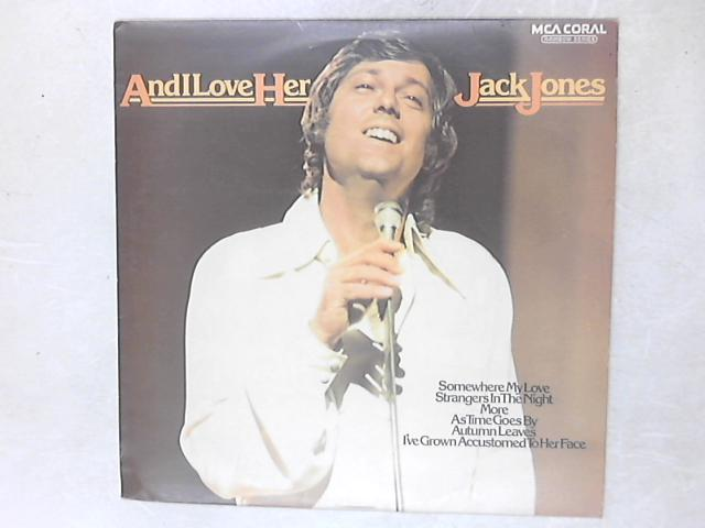 And I Love Her LP By Jack Jones