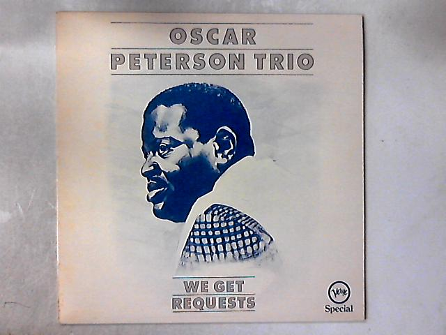 We Get Requests LP By The Oscar Peterson Trio