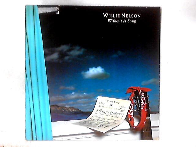 Without A Song LP By Willie Nelson