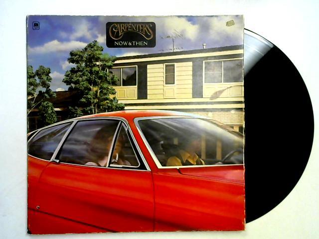 Now & Then LP By Carpenters