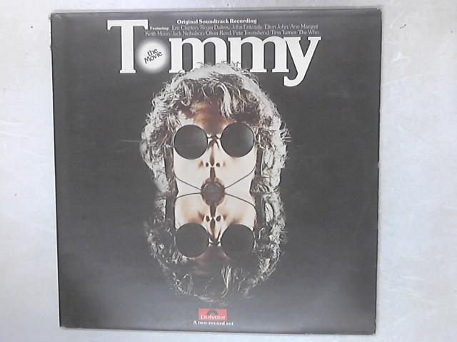 Tommy OST 2xLP By Various