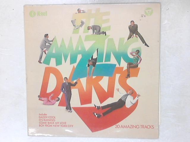 The Amazing Darts LP By Darts