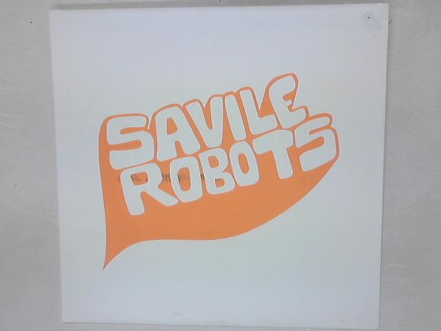 Am-Trax 12in Single By Savile Robots