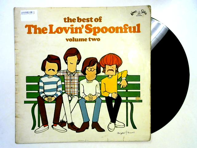 The Best Of Volume Two LP 1st By The Lovin' Spoonful