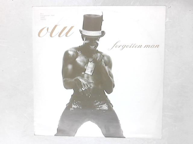 Forgotten Man 12in Single By Olu Rowe