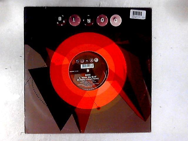 Dezires / Hear No Evil (DJ Marky & Bungle Remixes) 12in By Aquasky