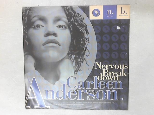 Nervous Breakdown 12in Single By Carleen Anderson