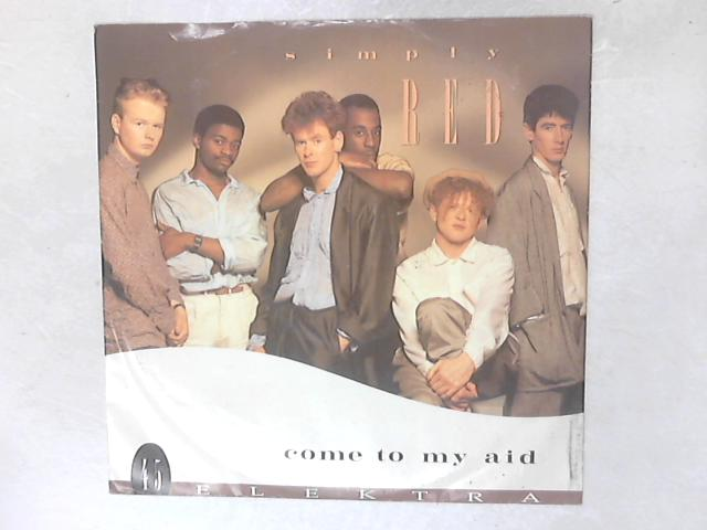 Come To My Aid 12in Single By Simply Red