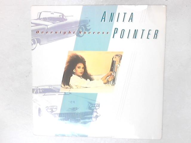 Overnight Success 12in Single By Anita Pointer