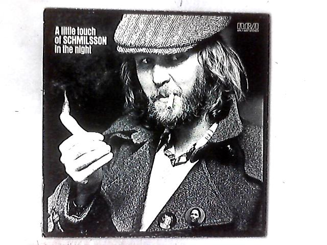 A Little Touch Of Schmilsson In The Night LP GATEFOLD By Harry Nilsson