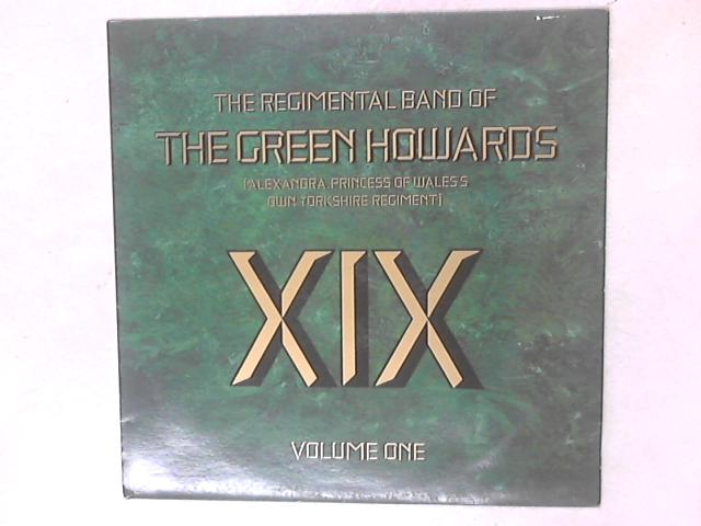 The Regimental Band Of The Green Howards Vol 1 LP by The Regimental Band Of The Green Howards
