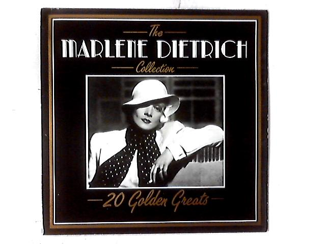 The Marlene Dietrich Collection - 20 Golden Greats LP COMP By Marlene Dietrich