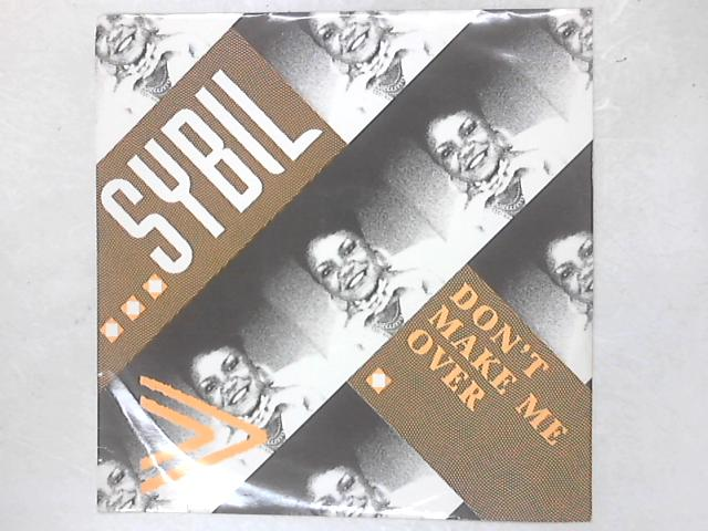 Don't Make Me Over 12in Single By Sybil