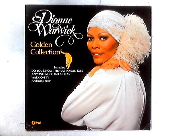 Golden Collection LP COMP By Dionne Warwick