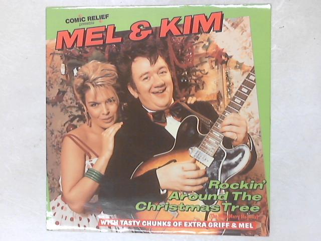 Rockin Around The Christmas Tree Mel And Kim.Rockin Around The Christmas Tree 12in Single By Mel Kim