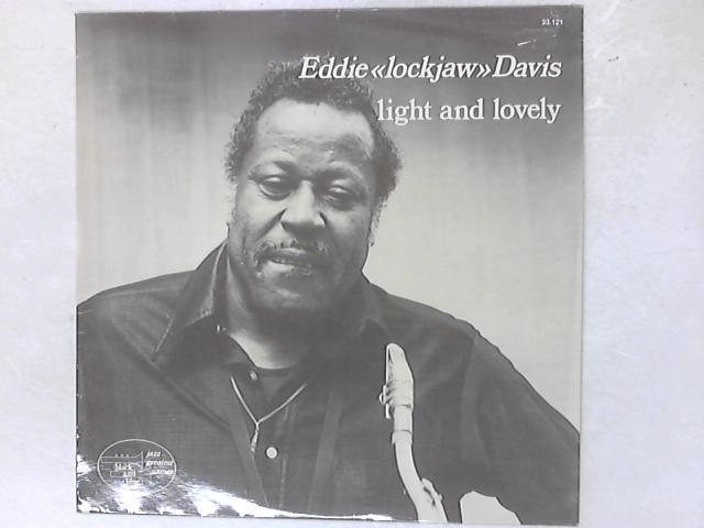 "Light And Lovely LP By Eddie ""Lockjaw"" Davis"