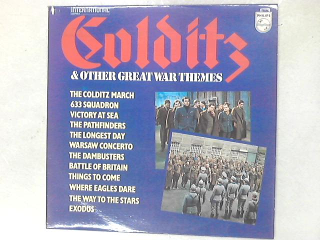 Colditz & Other Great War Themes LP by Various