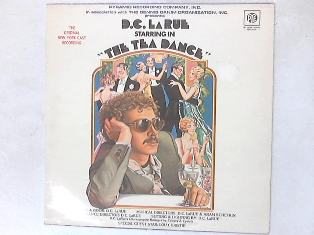 The Tea Dance LP By D.C. LaRue