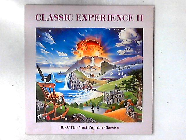 Classic Experience II 2xLP COMP GATEFOLD By Various