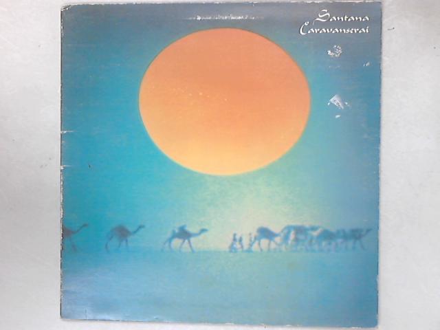 Caravanserai LP By Santana