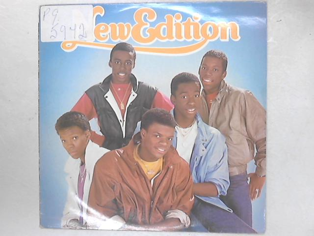 New Edition LP By New Edition