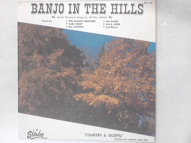 Banjo In The Hills COMP LP by Various