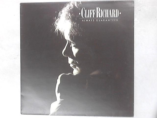 Always Guaranteed LP By Cliff Richard