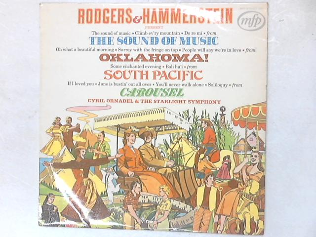 Rodgers & Hammerstein Present LP By Cyril Ornadel