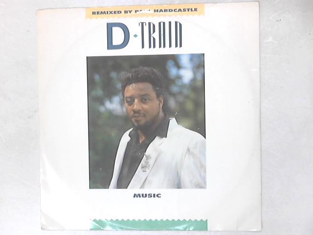 Music 12in Single By D-Train