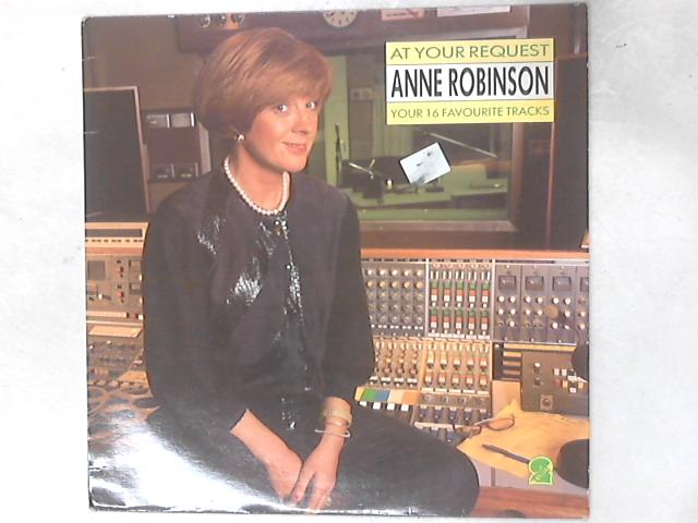 Anne Robinson - At Your Request COMP LP By Various