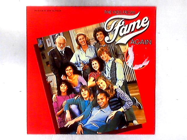 The Kids From Fame Again LP By The Kids From Fame