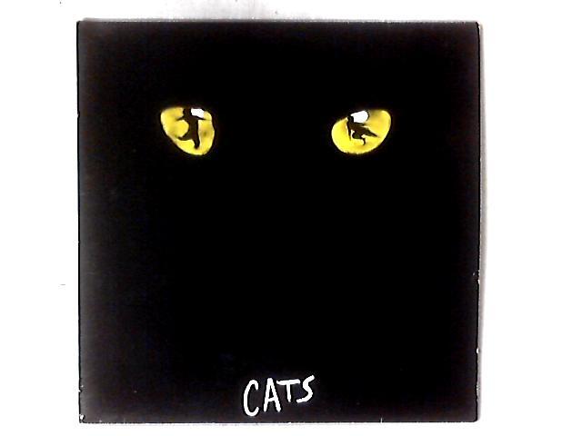 Cats 2xLP GATEFOLD By Andrew Lloyd Webber