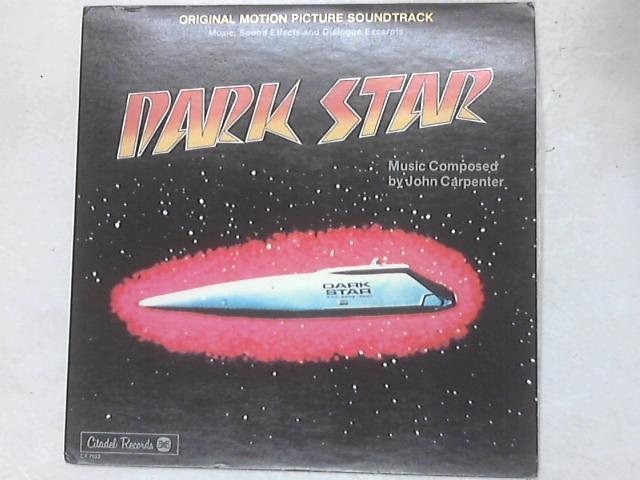 Dark Star OST LP By John Carpenter