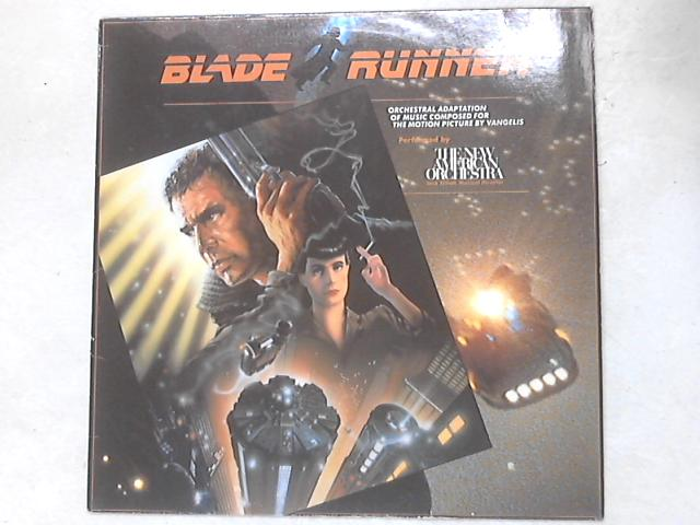 Blade Runner OST LP by The New American Orchestra