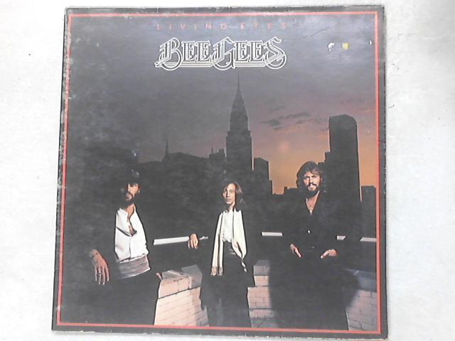 Living Eyes LP By Bee Gees