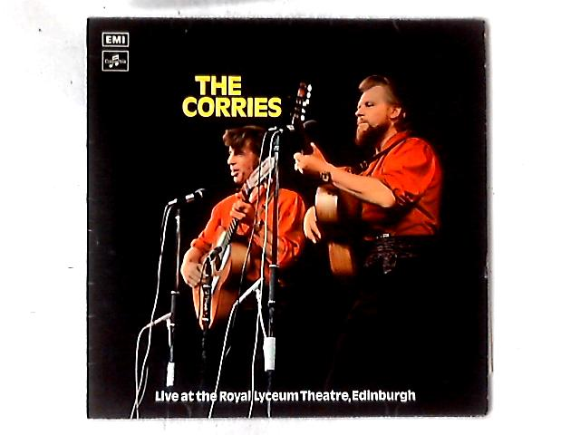 Live At The Royal Lyceum Theatre, Edinburgh LP by The Corries