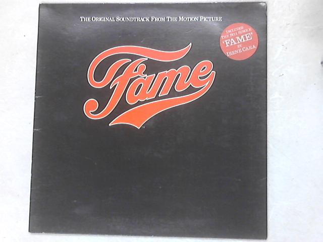 Fame OST LP by Various