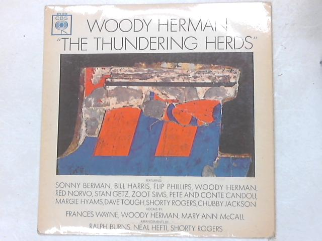 The Thundering Herds Volume One LP By Woody Herman