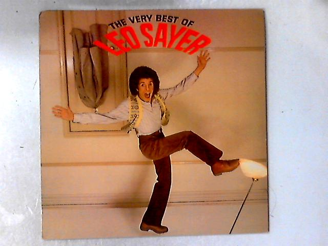 The Very Best Of Leo Sayer LP COMP By Leo Sayer