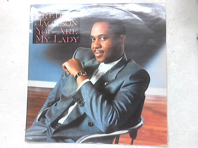 You Are My Lady 12in Single By Freddie Jackson
