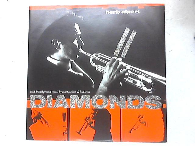 Diamonds 12in Single By Herb Alpert