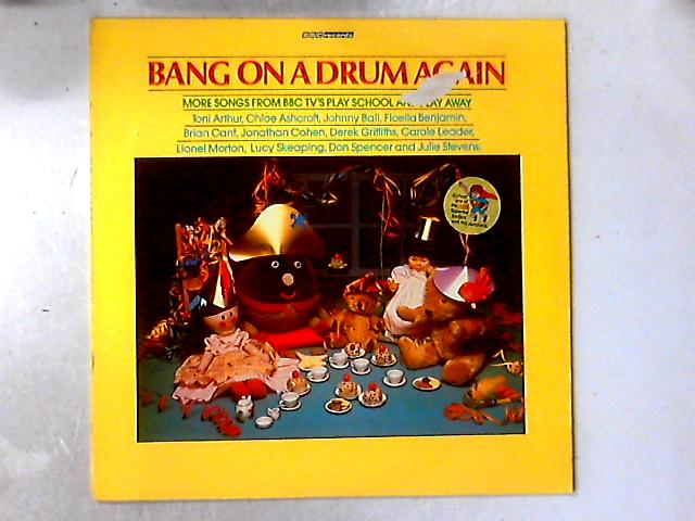 Bang On A Drum Again LP COMP by Various