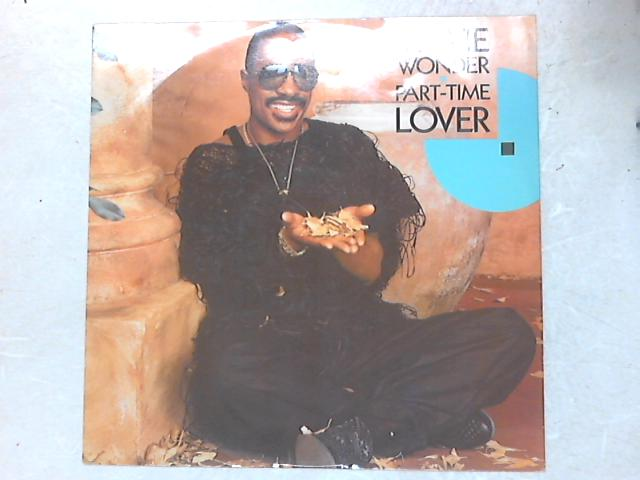 Part-Time Lover 12in Single By Stevie Wonder