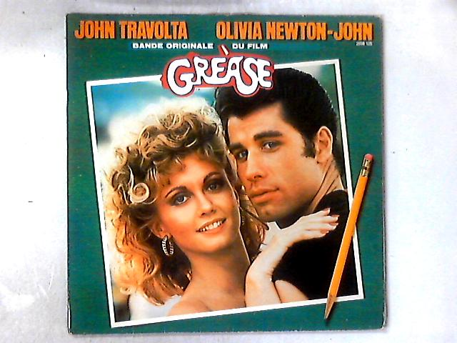 Grease (The Original Soundtrack From The Motion Picture) 2xLP COMP GATEFOLD By Various