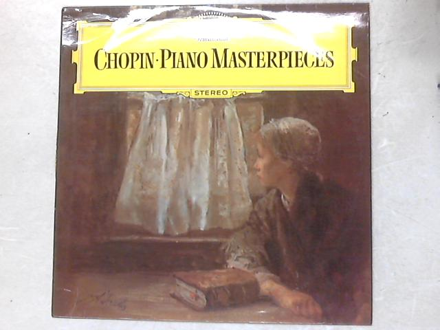 Piano Masterpieces LP By Frédéric Chopin