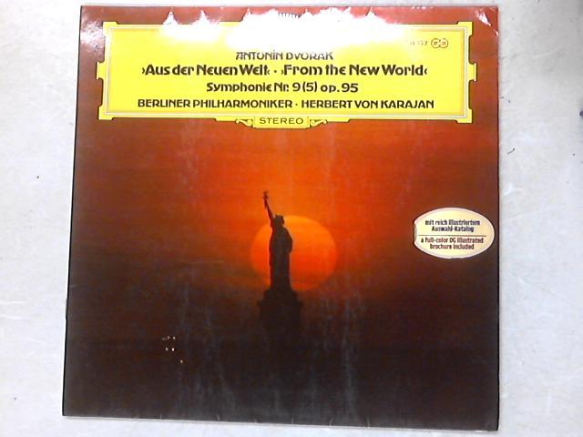 From The New World LP by Antonín Dvo?ák