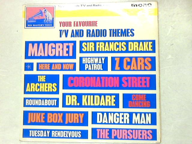 Your Favourite T/V And Radio Themes COMP LP by Various