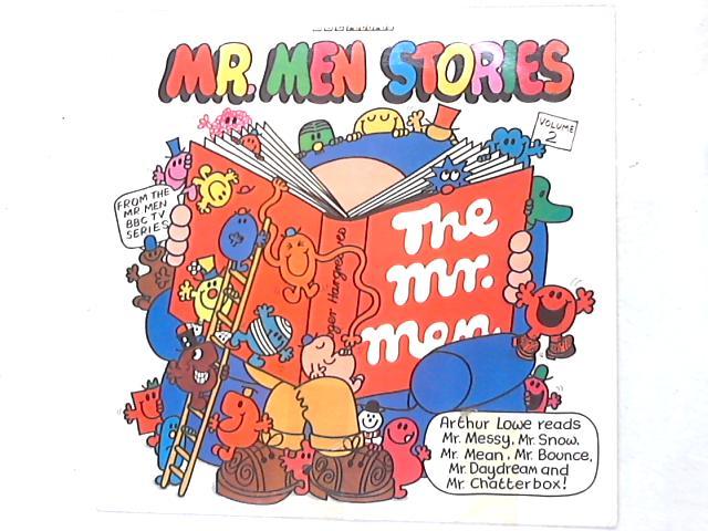 Mr. Men Stories Vol. 2 LP By Arthur Lowe